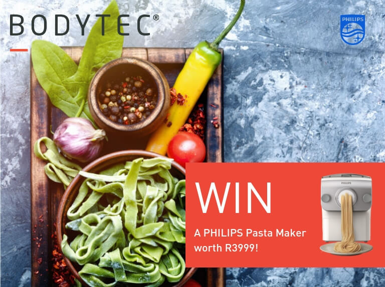 WIN a Philips Pasta Maker