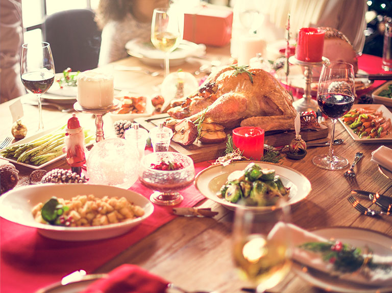 How to avoid holiday weight gain | BODYTEC