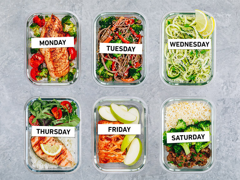 9 Easy prepped meals you'll love | BODYTEC