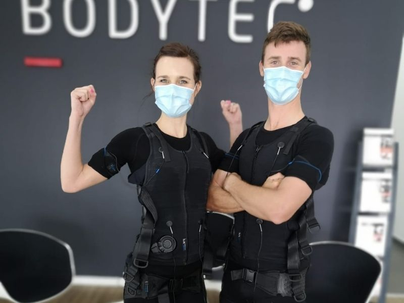 BODYTEC couples share the benefits of training together | BODYTEC