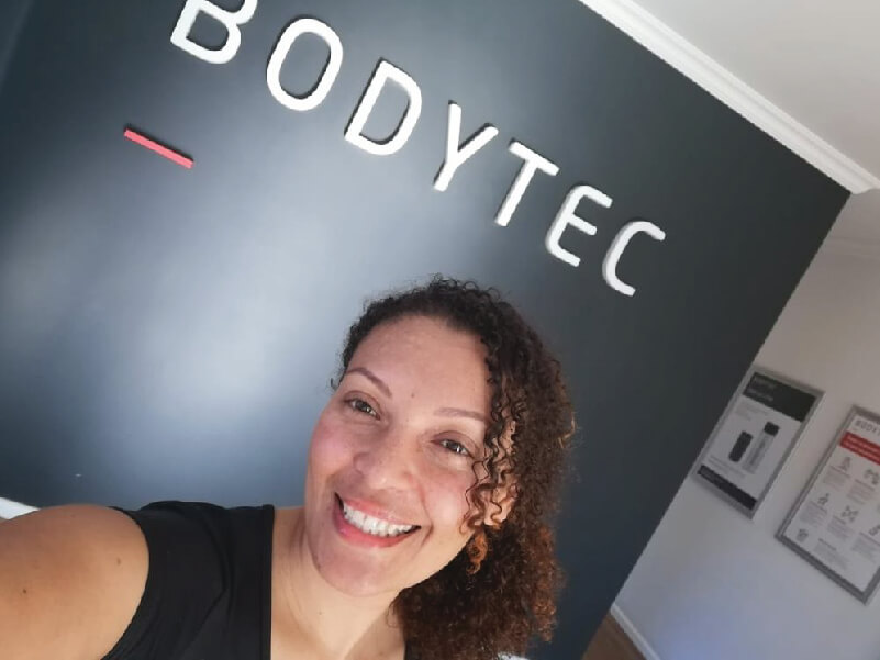 BODYTEC Founding Partner Jessica
