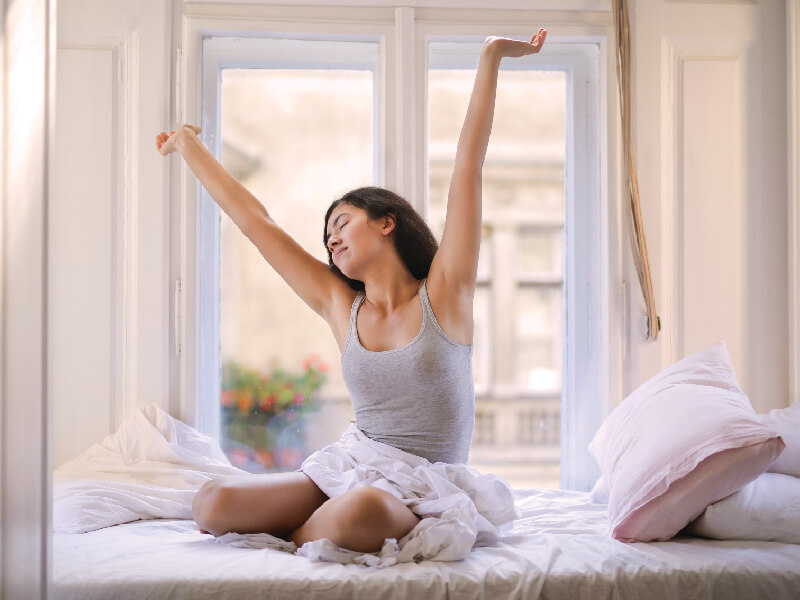 Sleep cycles to wake up well rested