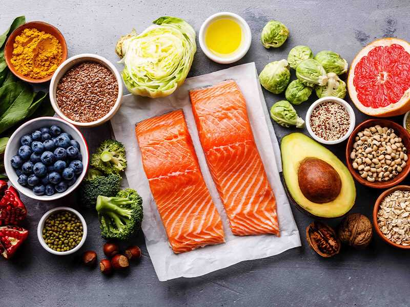 Superfoods that are particularly good for health and well-being